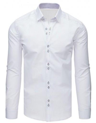 Pánská elegantní bílá košile DX1621