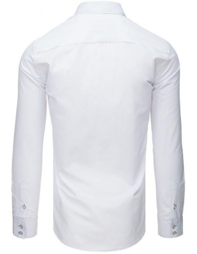Koszula męska elegancka biała DX1621