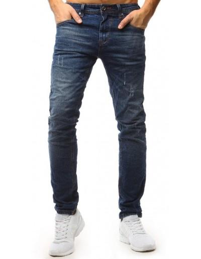 Pánské modré džínové kalhoty UX1561