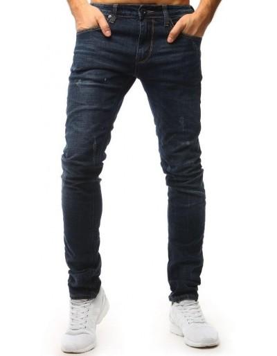 Pánské tmavě modré džíny UX1567